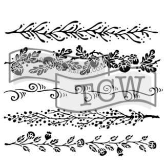 TCW615 Fanciful Borders